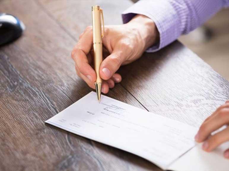 مدارک لازم برای گرفتن دسته چک المثنی گم شدن چک صیاد گم شدن چک و دسته چک