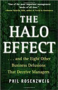 ۱۷. اثر هالهای «the halo effect» نویسنده فیل روزنویگ