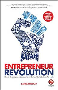 ۴. انقلاب کارآفرینی «Entrepreneur Revolution» نوشته دنیل پریستلی